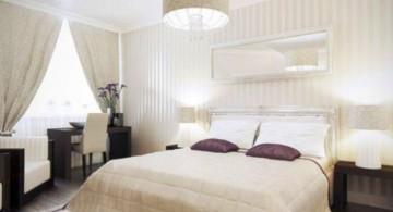 relaxing bedroom ideas in monochrome