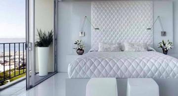 relaxing bedroom ideas in white