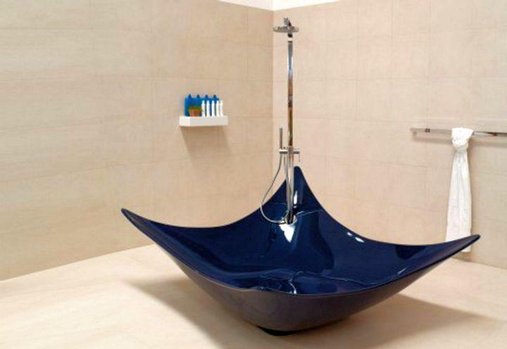 retro style unique tubs