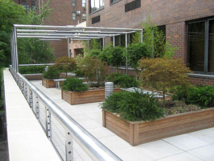 Rooftop Garden Japanese Designer