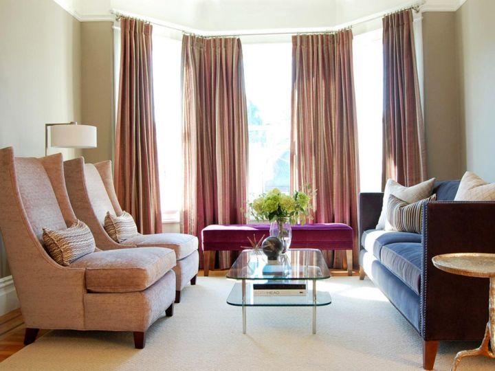 room arrangements for narrow living rooms