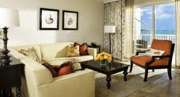 room arrangements with two sofa and a chair