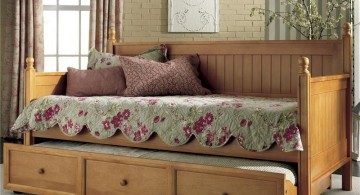 rustic daybed images