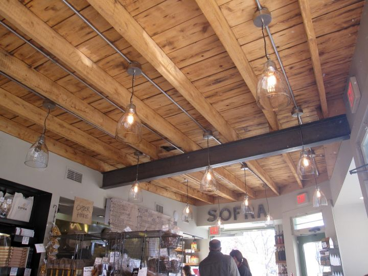 Gallery For Exposed Beam Ceiling Ideas