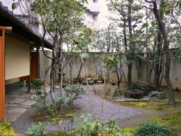 rustic japanese garden designer
