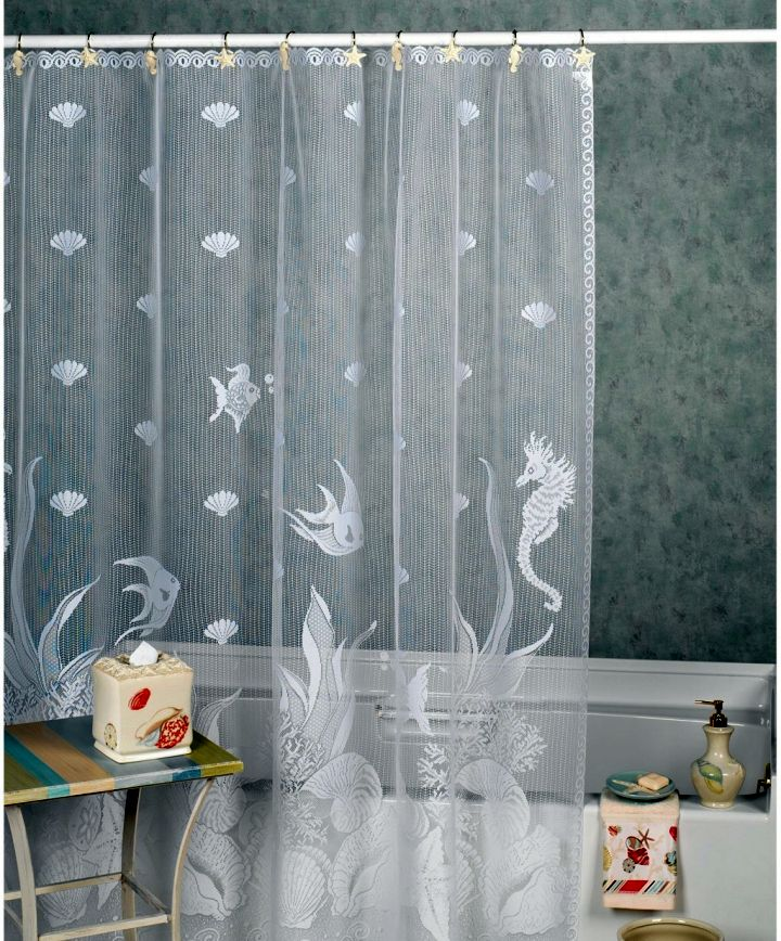 sheer curtains privacy for the bathroom