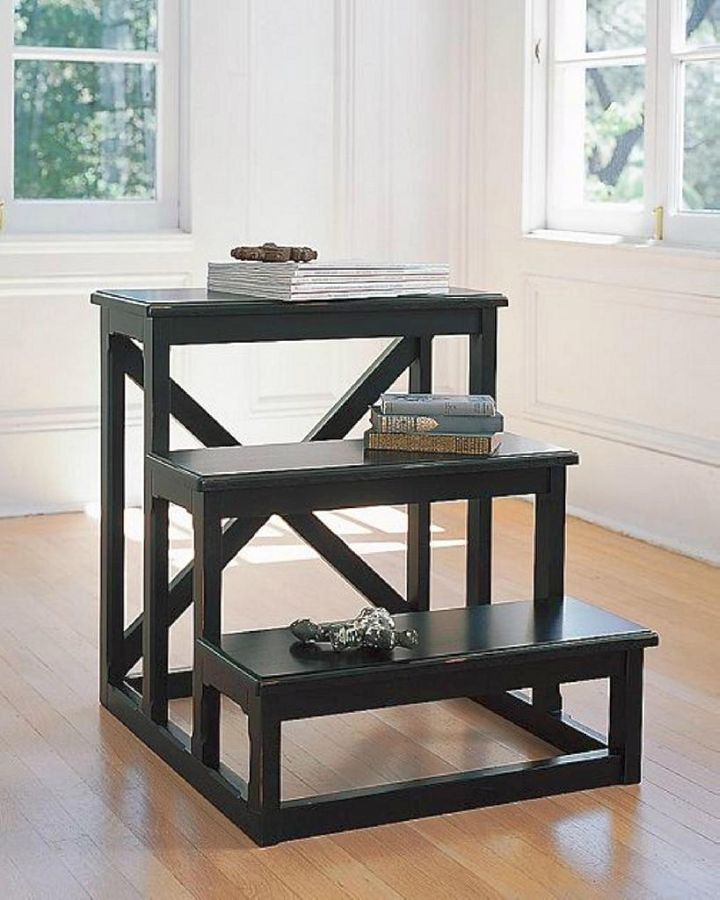 short Display ladder
