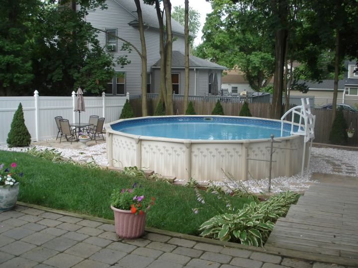 Gallery For Small Pool Design Ideas