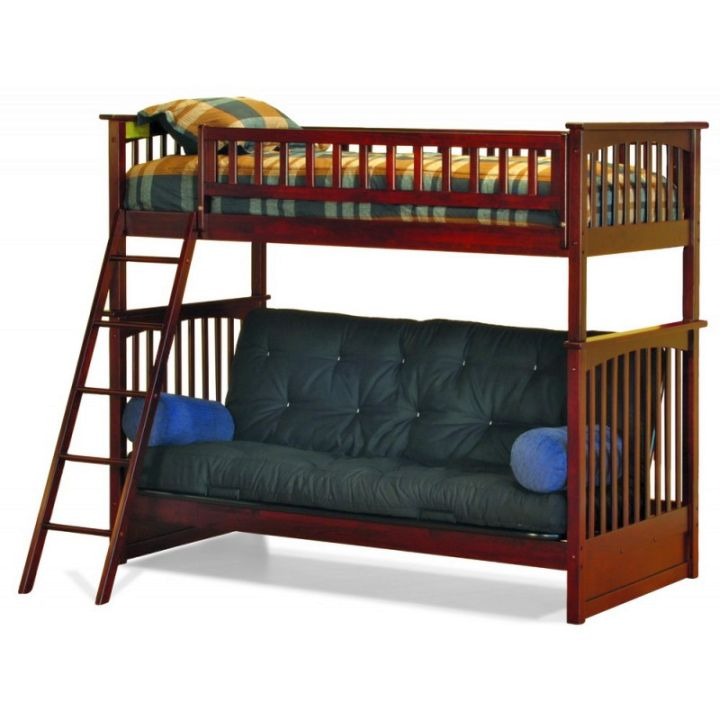 17 smart bunk bed designs for adults master bedroom Adult loft bed