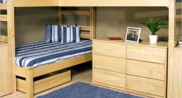 simple bunk bedroom ideas