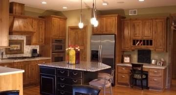 simple hanging kitchen light