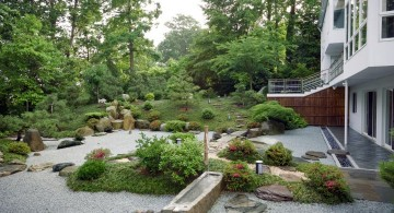 simple japanese garden designer
