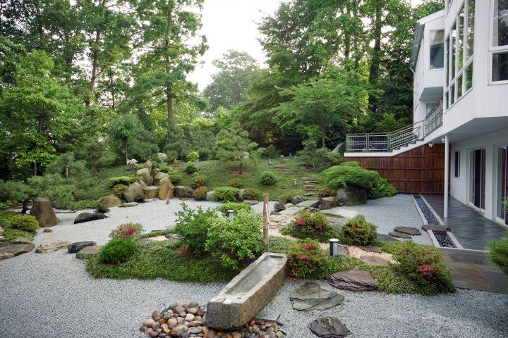 & simple japanese garden designer