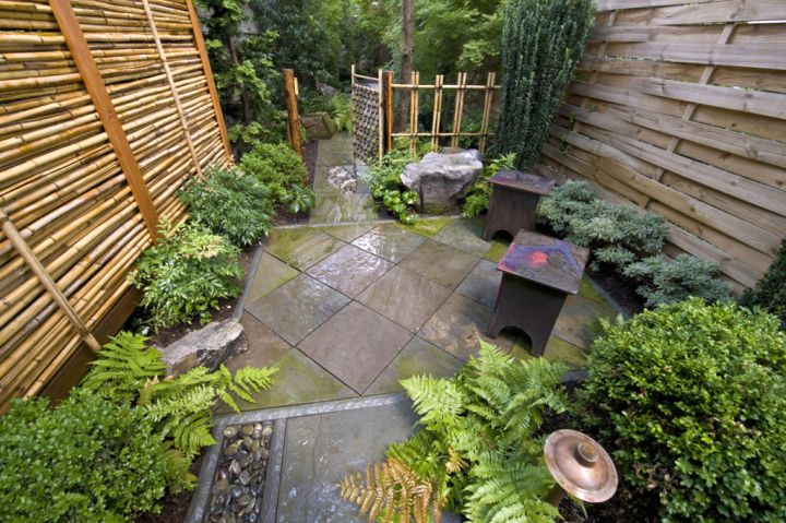 18 simple and easy rock garden ideas - Garden landscape ideas for small spaces collection ...