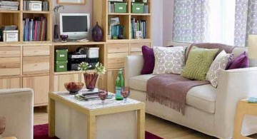 simple small sitting room ideas