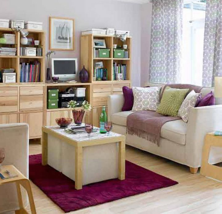 So, What Do You Think About Simple Small Sitting Room Ideas Above? Itu0027s  Amazing, Right? Just So You Know, That Photo Is Only One Of 17 Ingenious  Small ...