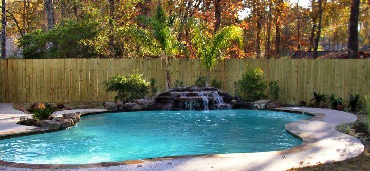 Pool Waterfall Ideas inground swimming pool waterfalls bing images Gallery For Pools With Waterfalls Ideas