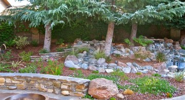 small rock garden designs