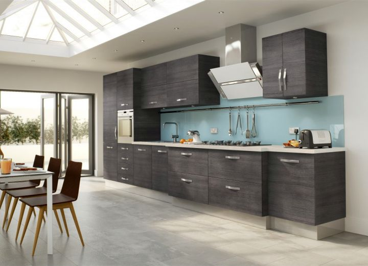 17 Sleek Grey Kitchen Ideas Modern Interior Design
