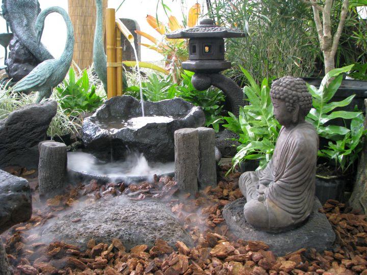 statues for Japanese landscape design