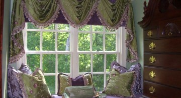 swag types of valances
