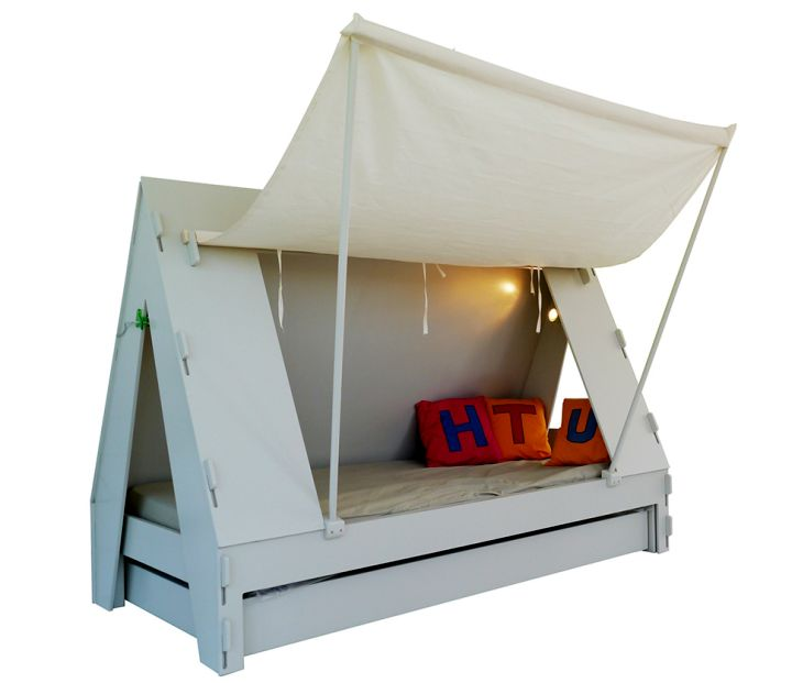 tent like unique trundle beds