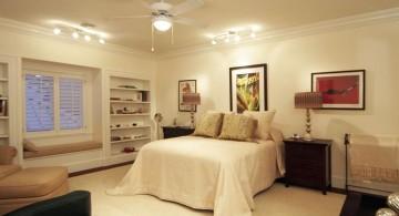 track lighting ideas for bedroom