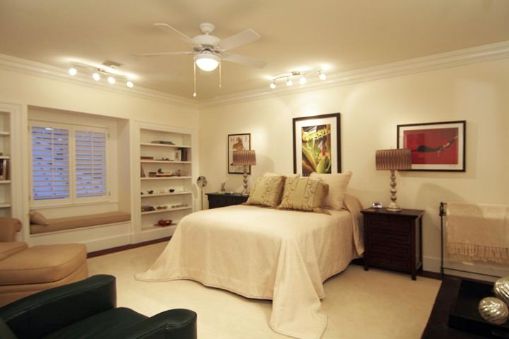 track lighting ideas for bedroom