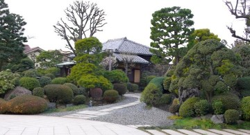 traditional Japanese landscape design