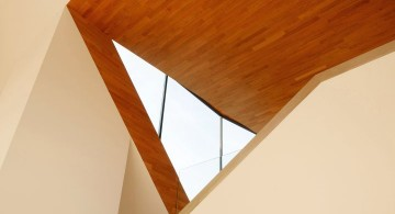 two barn house staircase