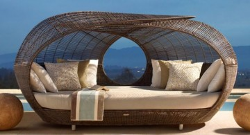 unique outdoor daybed images