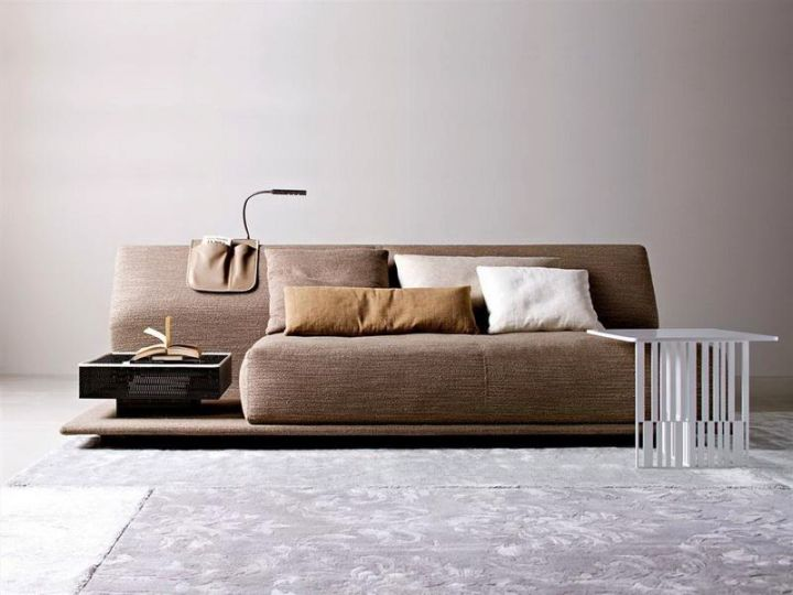 plywood Corner Sofa design Couch Chaise Lounge Modern