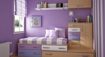 unique trundle beds for girls bedroom
