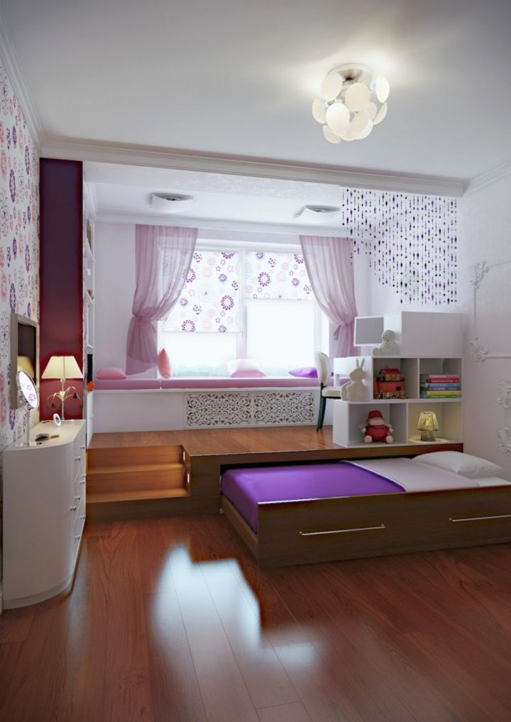 17 unique trundle bed designs you might want to experiment - Queen bed ideas for small room ...