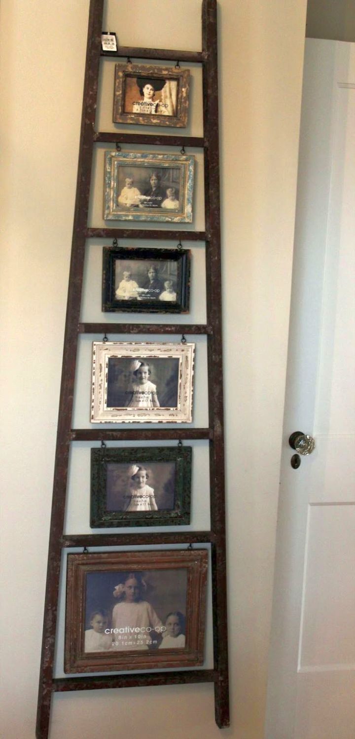 unique use Display ladder