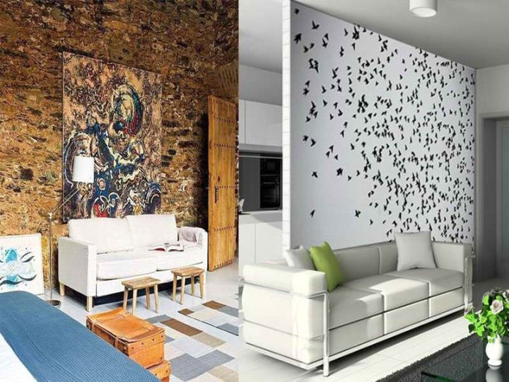 unique wall panels for partition - Unique Wall Designs