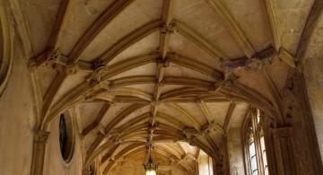 vault ceilings in Oxford