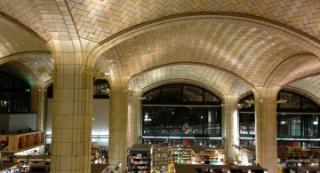 vault ceilings in bridge market