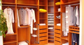 walk in closet furniture from oakwood