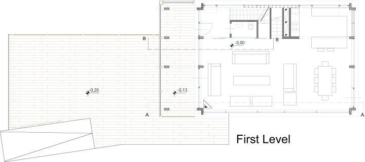 Camelot 2 first floor plan