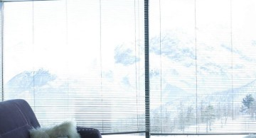 Camelot 2 living room blinds