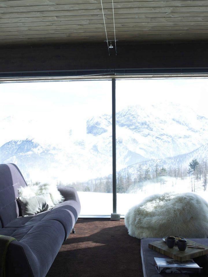 Camelot 2 living room blinds up