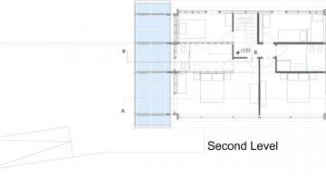 Camelot 2 second floor plan