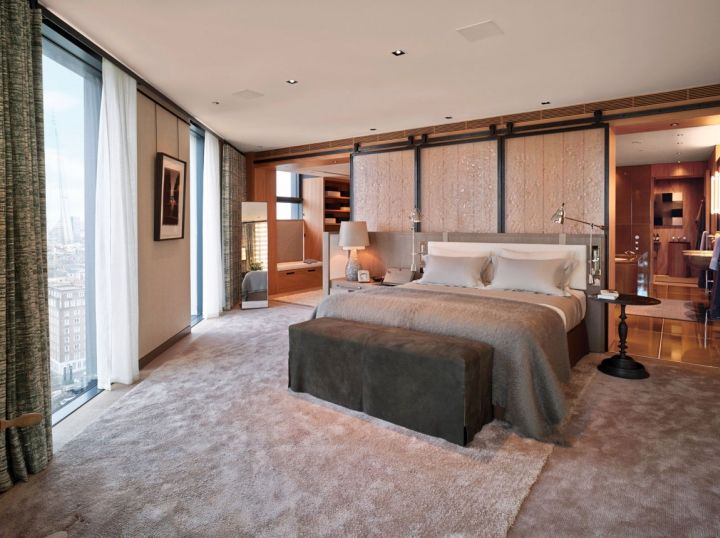 Penthouse NEO bedroom
