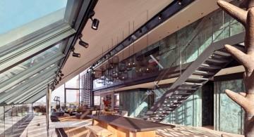 Penthouse NEO patio area