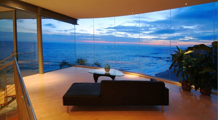 The Breathtaking Point Palace Residence Laguna Beach