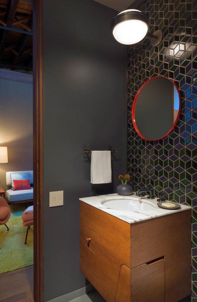 Tribeca Remodel bathroom vanity