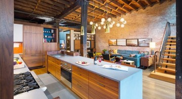 Tribeca Remodel kitchen bar
