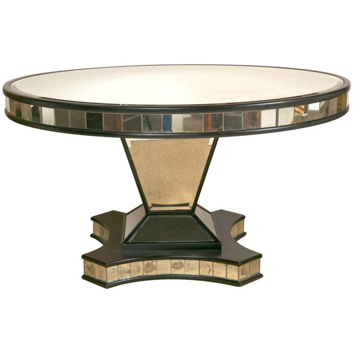 art deco pedestal table base ideas