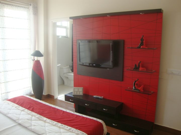 Gallery For Black And Red Bedroom Ideas